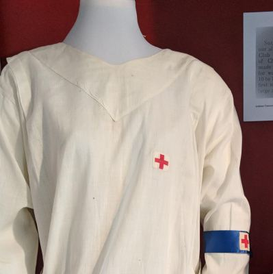World War I Andover Red Cross Volunteers